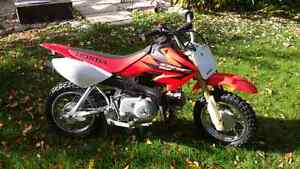 06 honda crf50 for sale