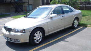 2005 Lincoln LS full équipé Berline