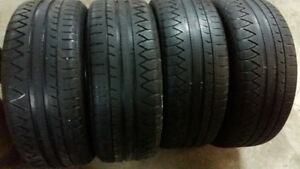 WINTER TIRES  215 /55/r17    SET OF 4TIRES  $165)