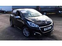 2016 Peugeot 208 1.2 PureTech 82 Allure 5dr Manual Petrol Hatchback