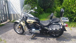 kawasaki vulcan 800 insane low mileage