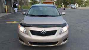 2010 toyota corolla ce, free accidant ' safety and E_ test