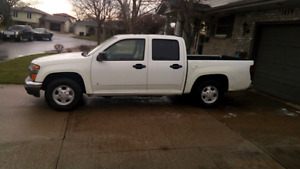 2006 Chevrolet Colorado quad cab