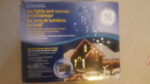 New GE/Mr Christmas Lights and sounds of Christmas Controller