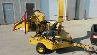 2010 Vermeer BC600XL Chipper/Shredder - Very Low Hour Unit