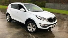 2012 Kia Sportage 2.0 CRDi KX-2 5dr Manual Diesel Estate