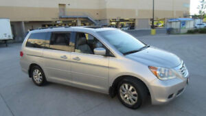 2010 Honda Odyssey EX-L, 8 Pass, Leather, 3/Y warranty available