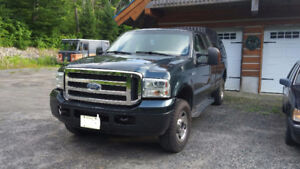 2007 Ford F 250 4x4 Swap/Trade for pre 70's car or truck