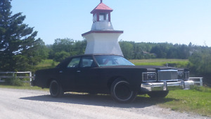1978 mercury grand marquis with 68 thousand kms