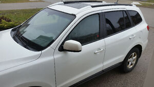 2008 Hyundai Santa Fe Limited SUV, Crossover Cambridge Kitchener Area image 3