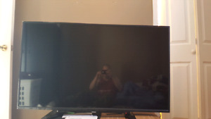 """55"""" Toshiba Tv (3months old)"""