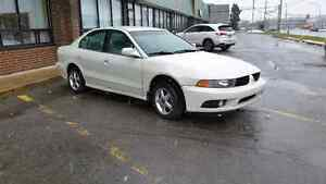 2003 mitsubishi galant good for winter  West Island Greater Montréal image 6
