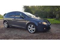 Seat Leon 2.0TDI Sport - 5 Door Hatchback Grey - Must See