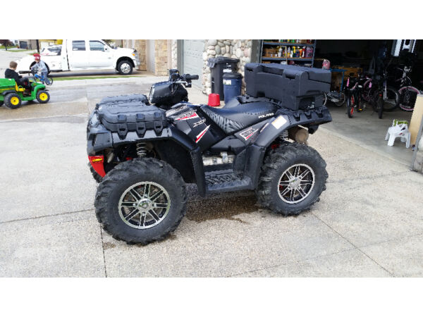Used 2013 Polaris Sportsman 850 EPS Special Edition