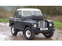 Land Rover Series 2a 82000 miles