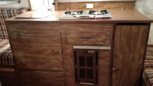 vintage trailer interior for sale