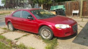 2004 Chrysler Sebring Touring Sedan