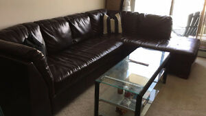 ASHLEY FURNITURE SECTIONAL COUCH FOR SALE