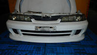 JDM Honda Acura Integra R Front End Conversion Hood Headlights