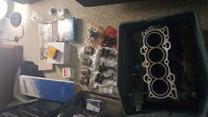 High compression bottom end ls vtec kit