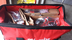 Brand new Milwaukee 6 piece tool set