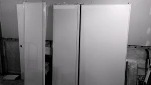 Portes de garde robe / Wardrobe doors