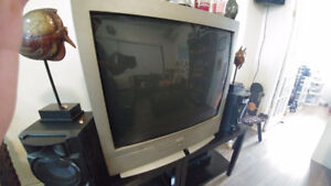 Selling old tv