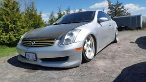 2006 Infiniti G35 base Coupe (2 door)