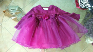 Beautiful Baby Dresses ~ size 12 months