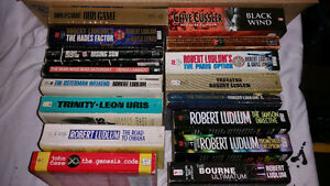 Spy fiction 16 paperbacks