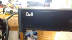 Recepteur hd bell 6131  ,,,, 45$