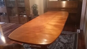 Beautiful Teak Dining Table Edmonton Edmonton Area image 4