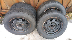 Goodyear Nordic M/S Tires