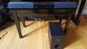 Philips Sound Bar + Subwoofer St. John's Newfoundland image 1