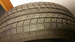 Winter Tires. Michelin-X-Ice® Xi3 225/60R16/XL 102H AS NEW