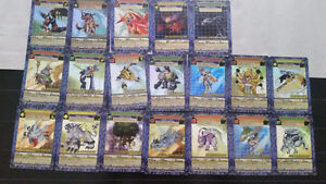Digimon Games, Toys and cards