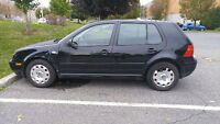 *** VOLKS GOLF 2003 *** 161 000 km