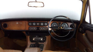 1971 Daimler Sovereign 4.2 RHD