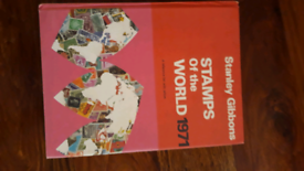 Stanley gibbons stamps of the world 1971