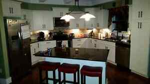Affordable kitchen cabinets and trim millwork