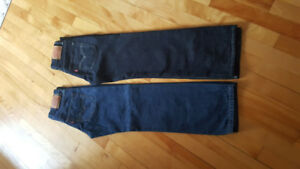 New youth Levi's Jean's 12/14 both pairs $20