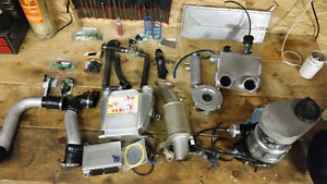 HM Turbo Kit with Vipec for 2011-2016 RMK Pro Chassis Revelstoke British Columbia image 1