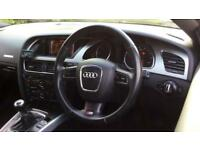 2011 Audi A5 2.0 TDI Quattro S Line 5dr wit Manual Diesel Hatchback