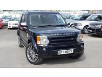 2006 LAND ROVER DISCOVERY 3 TDV6 HSE METROPOLIS JUST 58000 MILES 2 OWNERS