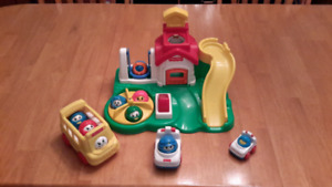 Fisher Price Roll-a-Round Set