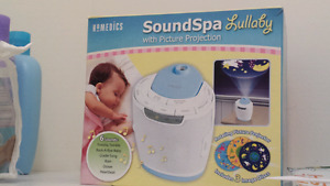 Baby noise machine/projector