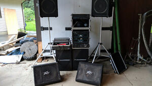 Peavey Subcompact 15 Subs (Pair)