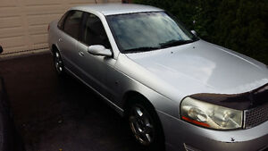 2004 Saturn L300 Sedan - AS IS, good for parts