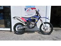 Sherco 300 SEF-R 2014 Enduro Bike Electric Start Four Stroke