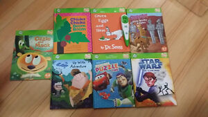 Leap Frog Tag Reading System with Collection of Books